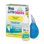 FESS LITLE NOSES Saline Drops 25mL + Aspirator