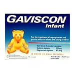 Gaviscon Infant Sachets 30 Doses