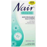 Nair Mini Wax Strips 20