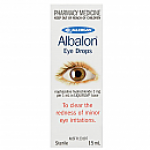 Albalon Eye Solution 0.1% 15mL