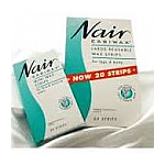 Nair Easiwax Mini Wax Strips 20