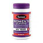 Swisse Women's 50+ Ultivite 90 Tablets