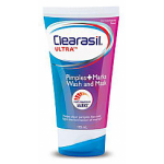 Clearasil Ultra Pimples + Marks Wash & Mask 150ml