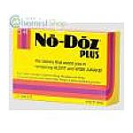 No Doz Plus Tab 24