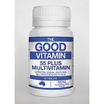 The Good Vitamin 55 Plus Multivitamin 30 Tablets