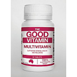 The Good Vitamin Multivitamin 30 Tablets