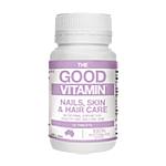 The Good Vitamin Nails, Skin and Hair Care 30 Tabs
