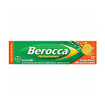 Berocca Performance Effervescent Tablets Orange 15