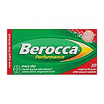 Berocca Performance Effervescent Tablets Original 30