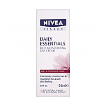 NIVEA VISAGE DAILY ESSENTIALS RICH MOISTURISING DAY CREAM - 50ML