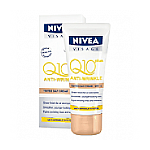 Nivea Visage Anti-Wrinkle Q10 Plus Day Cream SPF 15 (TINTED) 50ml