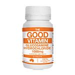 The Good Vitamin Glucosamine Hydrochloride 1000mg 30 Tabs