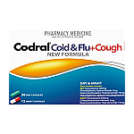 Codral PE Cough, Cold & Flu Day/Night Capsules 48