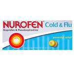 Nurofen Cold & Flu PE Tablets 48