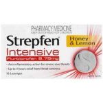 Strepfen Intensive Honey & Lemon Lozenges 16