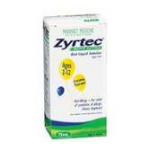 ZYRTEC SOLN 1MG/ML 75ML 1