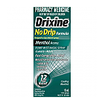 Drixine No Drip Nasal Spray Menthol 15mL