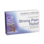 PH STRONG PAIN RELIEF Caplets 24