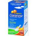 Claratyne Syrup Grape 120ml
