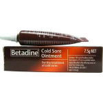 Betadine Coldsore Ointment 7.5g