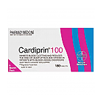 Cardiprin 100mg Tablets 180