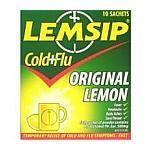 Lemsip Original Sachets 10