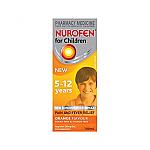 Nurofen for Children 5-12yr Orange 100ml