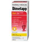 Dimetapp DM Elixir 200mL 6 Years +