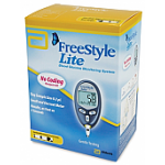 Abbott Freestyle Lite Blood Sugar Monitor ($40.00 Cash Back)
