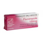 Pharmacy Health Fluconazole 150Mg Capsule 1
