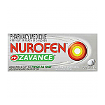 Nurofen Zavance Tablet 72
