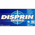 Disprin Regular Soluble Tablets 24