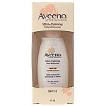 Aveeno Ultra Calming Daily Moisturiser Spf15 75ml
