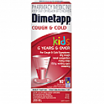 Dimetapp Cough and Cold 200mL