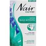 Nair Easiwax Mini Wax - 20 Strips