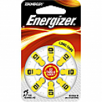 Energizer EZ10 Turn & Lock Hearing Aid Batteries 8 Pack