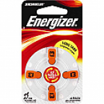 Energizer EZ13 Turn & Lock Hearing Aid Batteries 4 Pack