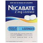 Nicabate CQ LOzengess 2mg 36