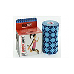 Rocktape Big Daddy 10cm x 5m Argyle Blue