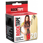 Rocktape 5cm x 5m H20 Black