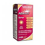 Aerius 2.5mg Syrup 60mL