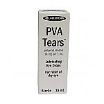 PVA Tears Eye Drops 15 ml