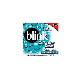 Blink Intensive Tears 0.4 x 20 Vials