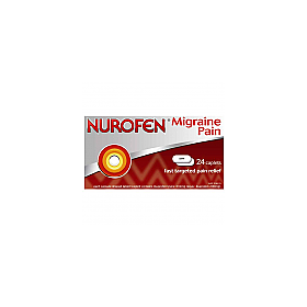 Nurofen Migraine Pain Tablets 24