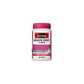 Swisse Ultiboost Grape Seed 180 Tablets