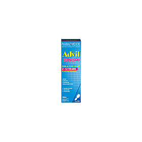 Advil Childrens 2-12 Years Pain & Fever Relief Suspension 100ml