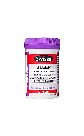 Swisse Ultiboost Sleep Tabs 60