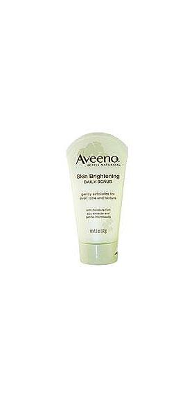 Aveeno Daily Scrub Skin Brightening 140g