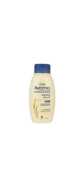 Aveeno Skin Relief Fragrance Free Body Wash 354ml